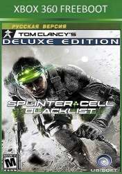 Tom Clancys Splinter Cell: Blacklist - Deluxe Edition