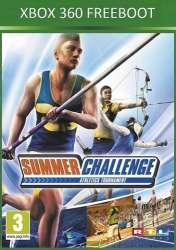 Summer Challenge. Athletics Tournament