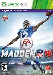 Madden NFL 16 torrent