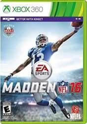Madden NFL. 16