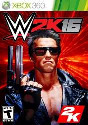 WWE. 2K16