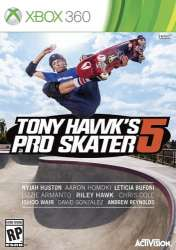 Tony Hawks Pro Skater 5 torrent