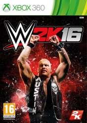 WWE - 2K16