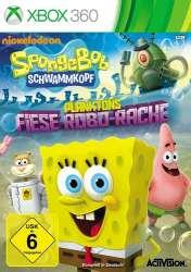 SpongeBob SquarePants: Plankton's Robotic Revenge / Губка Боб Квадратные Штаны. Планктон: Месть роботов