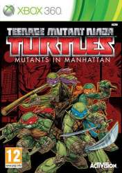 Teenage Mutant Ninja Turtles. Mutants in Manhattan