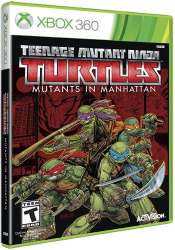 TMNT. Mutants in Manhattan