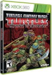 TMNT. Mutants in Manhattan