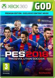 PES 2018 / ПЕС 2018 / Pro Evolution Soccer 2018 torrent