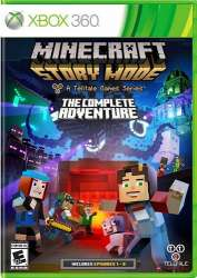 Minecraft. Story Mode. The Complete Adventure torrent