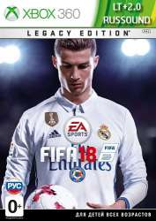 ФИФА. 18 / FIFA 18. Legacy Edition