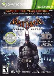 Batman: Arkham Asylum - GOTY Edition torrent