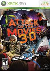 Attack of the Movies 3D torrent