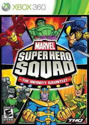 Marvel Super Hero Squad: The Infinity Gauntlet torrent