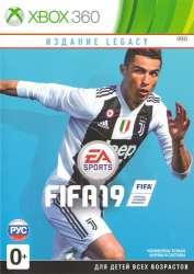FIFA 19 Legacy Edition / ФИФА 19