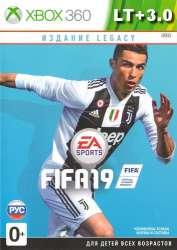 ФИФА 19 / IFA 19 Legacy Edition