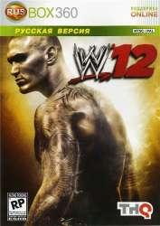 WWE 12 People's Edition