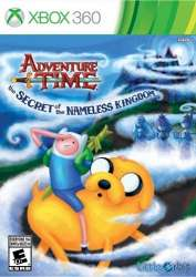 Adventure Time. The Secret of the Nameless Kingdom