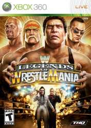 WWE Legends Of WrestleMania