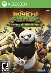 Kung Fu Panda. Showdown of Legendary Legends