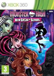 Monster High. New Ghoul in School