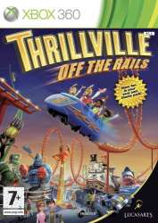 Thrillville. Off the Rails