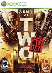 Army of Two: The 40th Day + Chapters of Deceit Expansion pack