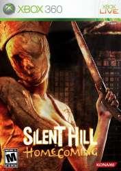 Игра Silent Hill. Homecoming