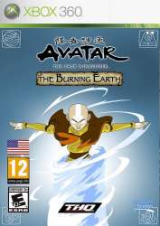 Игра Avatar The Last Airbender The Burning Earth