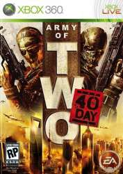 Army of Two. The 40th Day