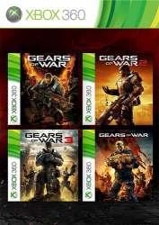 Collection Gears of War + DLC / Коллекция Гирс оф Вар + Все дополнения