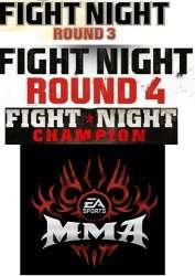 Обновления для игр EA Sports MMA, Fight Night Round 4, Fight Night Champion и сохранения для реслинг-игр + другие полезности