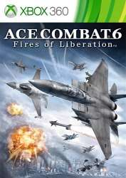 Ace Combat 6 Fires of Liberation + DLC PACK