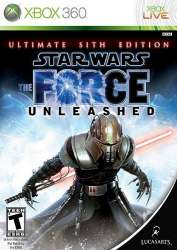 Star Wars The Force Unleashed Ultimate Sith Edition + DLCs torrent