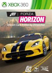 Forza Horizon Unicorn Cars Edition + ALL DLC