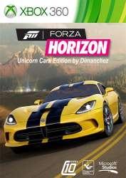 Forza Horizon Unicorn Cars Edition + ALL DLC
