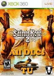 Saints Row 2 (ALL DLCs + TU)